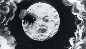 Podróż na księżyc (1902)