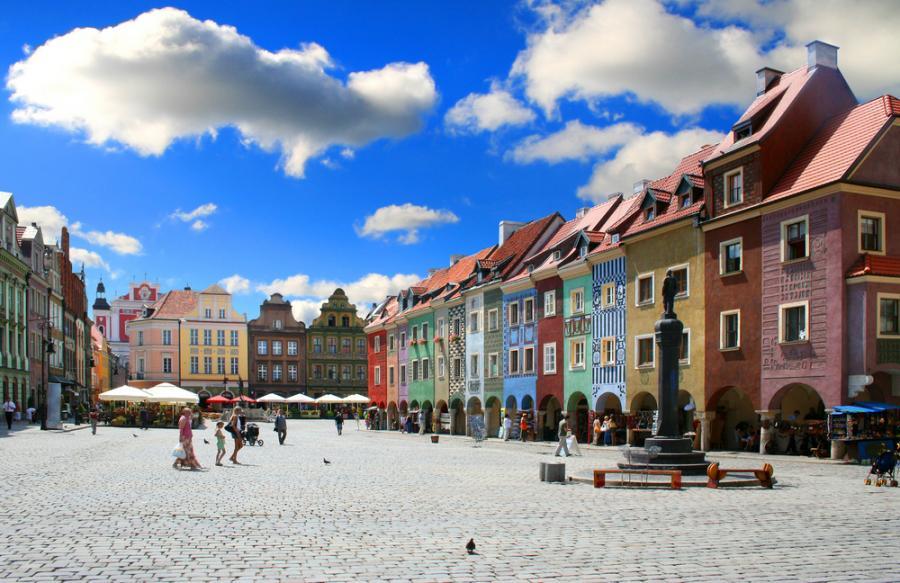 Stare Miasto, Poznań
