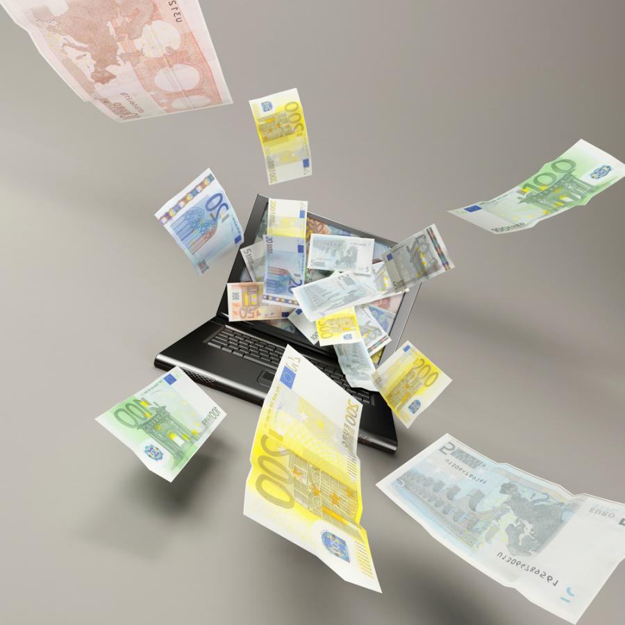 Pieniądze dzięki sieci