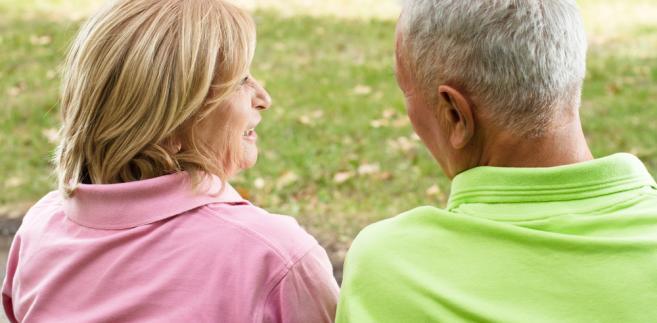 Dziadków i wnuki łączy szczególna, bardzo silna więź.