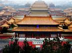 4. Zakazane Miasto w Pekinie. 12,8 mln odwiedzających osób.