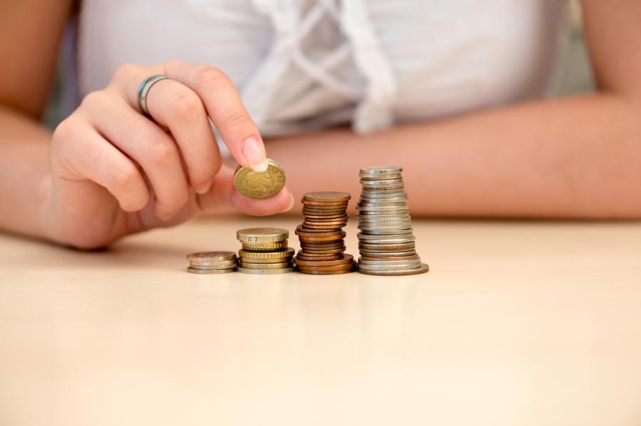oszczędności, finanse, pieniądze