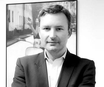 Olaf Szymanowski, wiceprzewodniczący rady e-Muzyki