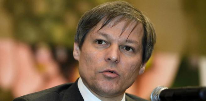 Dacian Ciolos, komisarz UE ds. rolnictwa i rozwoju wsi